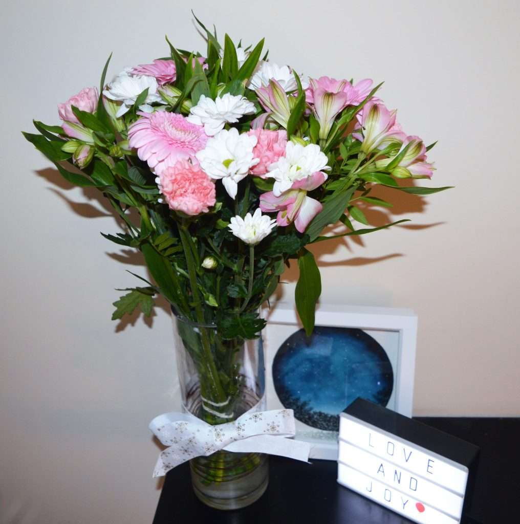 Review a bouquet from 123 flowers welsh mum of one im very pleased with this bouquet and would be quite happy to order from 123 flowers in the future this will be ideal for my mums birthday in november izmirmasajfo