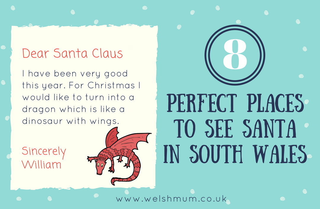 8 perfect places to See Santa in South Wales