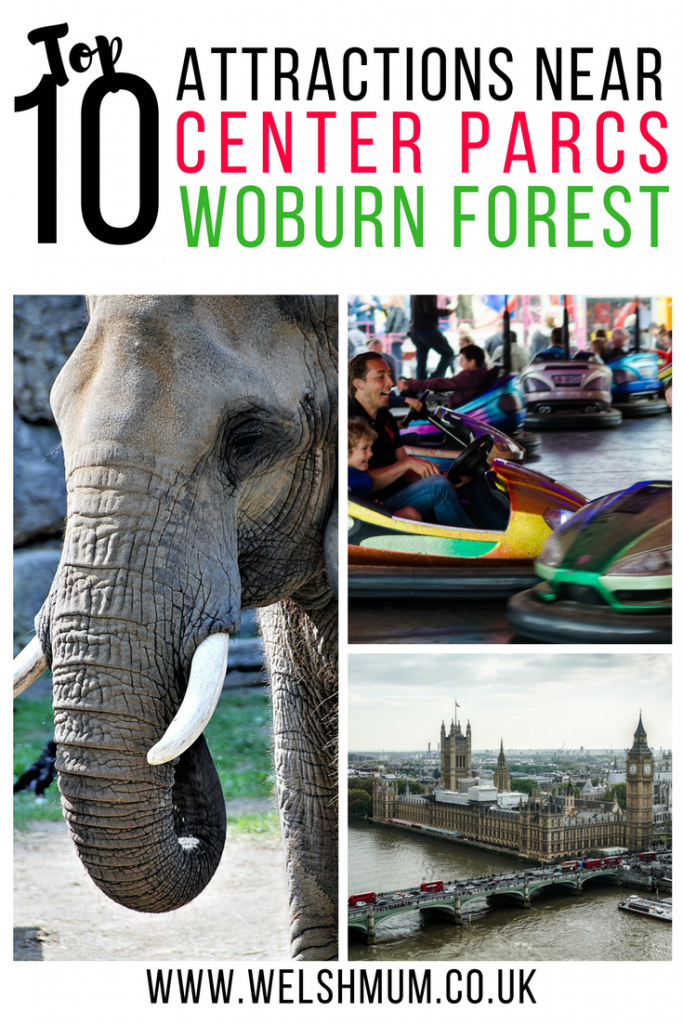 If you're heading to Center Parcs Woburn Forest or on holiday anywhere in Bedfordshire or North London, these amazing 10 family-friendly attractions will provide you with more than a week's worth of fun!