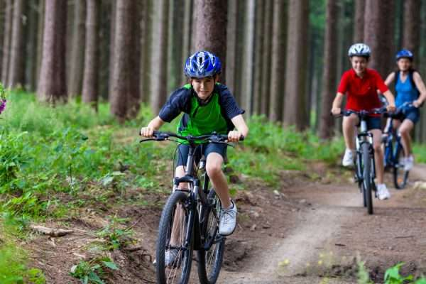 Guide to Beginner's Mountain Biking - Getting Started and Family Mountain Biking