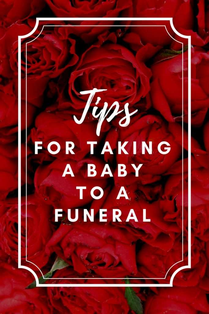 After the shocking death of a relative, I was in the position of having to decide whether to take my 12 month old son to the funeral. I weigh up the pros and cons and talk about the decision I made, sharing my tips about the experience.