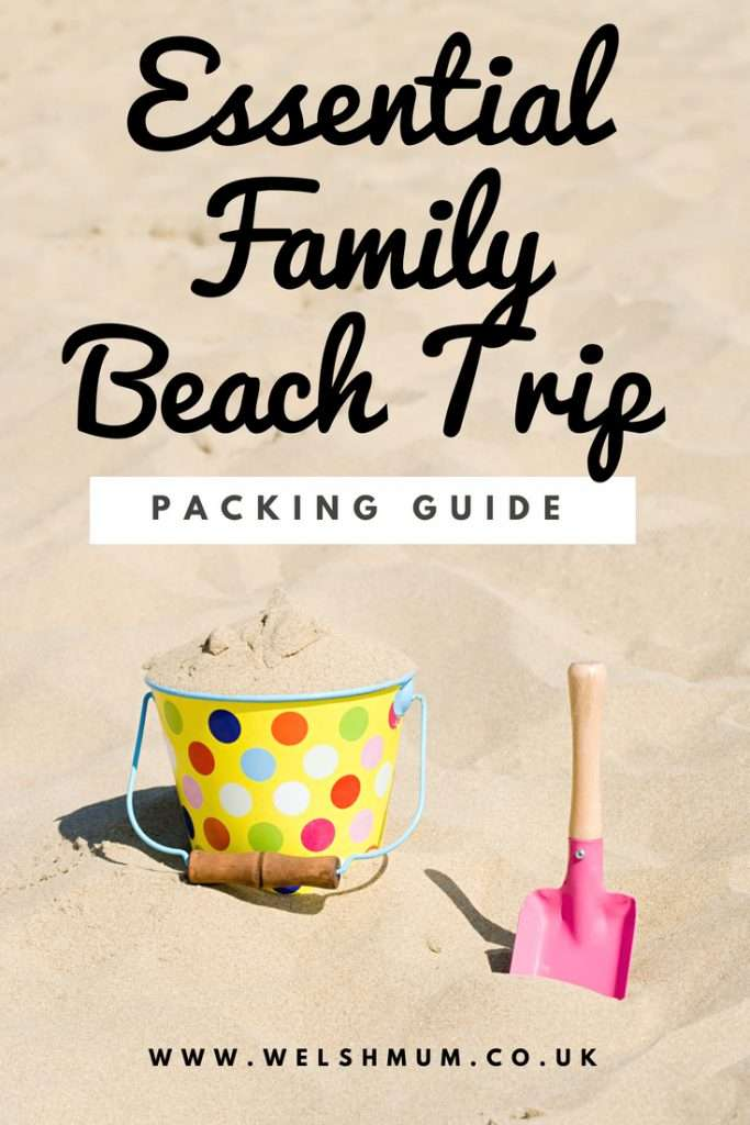 Essential Family Beach Trip Packing Guide - Everything you need to think about and pack for a beach trip no matter how close or far!