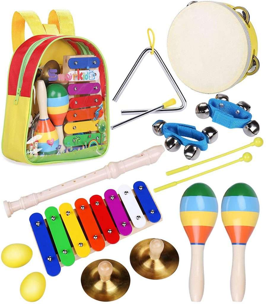 Benefits Musical Toys : The benefits of musical instruments for babies and win a