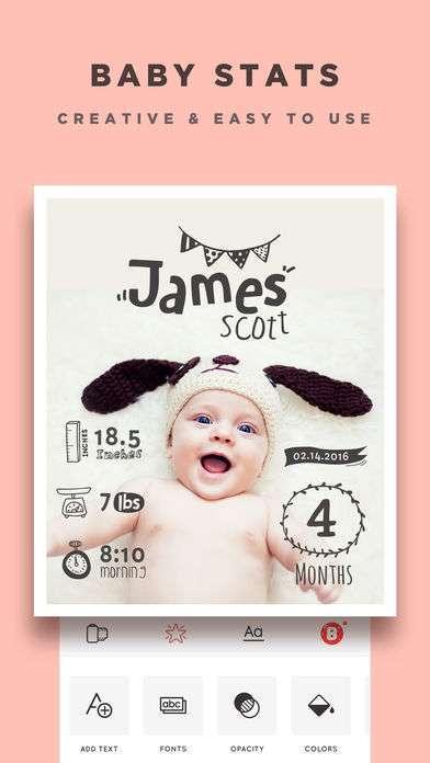 Baby Story App