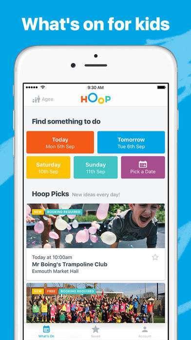 Hoops App