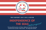 The Independence of the Seas