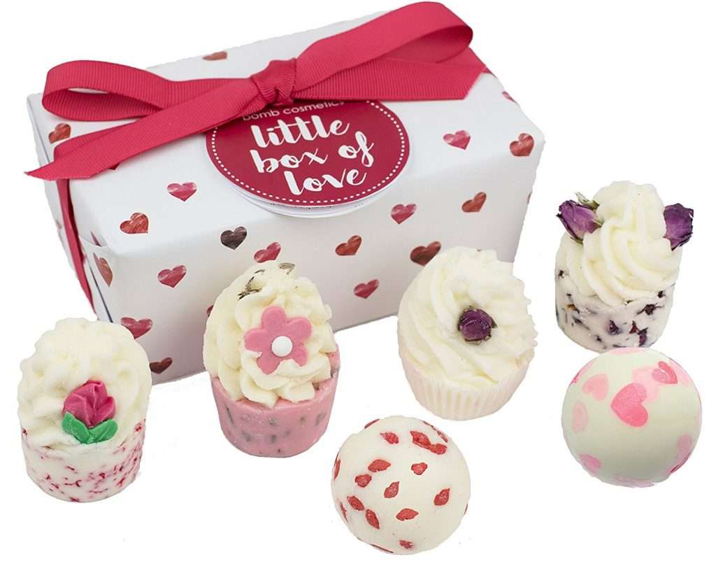 Mother's Day Gifts - Bath bombs