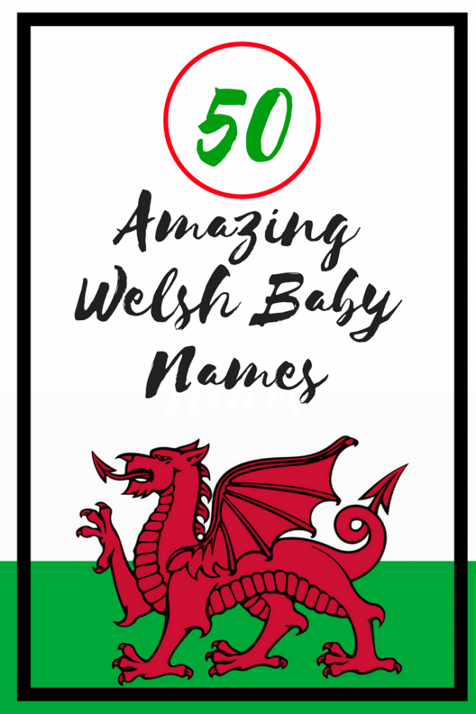 50 Welsh Baby Names for Boys and Girls that could be popular