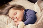 Cute Sleeping Baby or Toddler