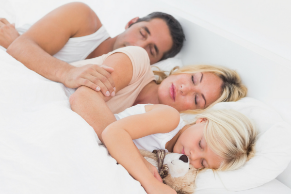 5 real tips to get a better night's sleep.