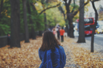 Check out 15 amazing benefits of walking to school, even if it's just part of the way. Including social, physical, mental and environmental benefits!