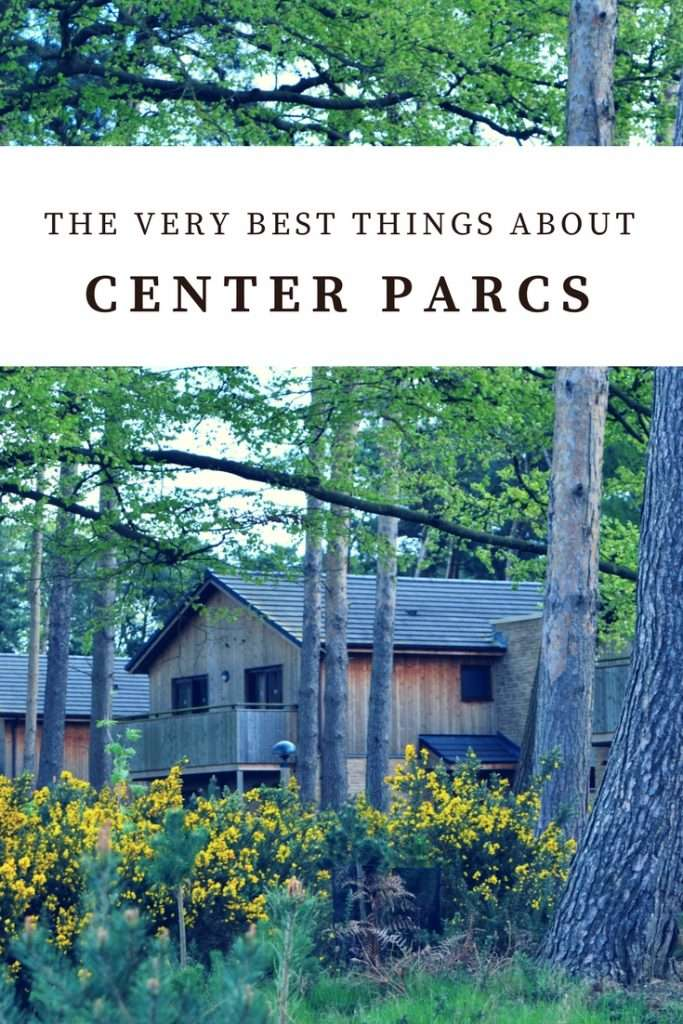 All the very best things about choosing a Center Parcs holiday from bloggers who've been there and loved it! An invaluable guide if you've booked or are thinking about booking a Center Parcs break.
