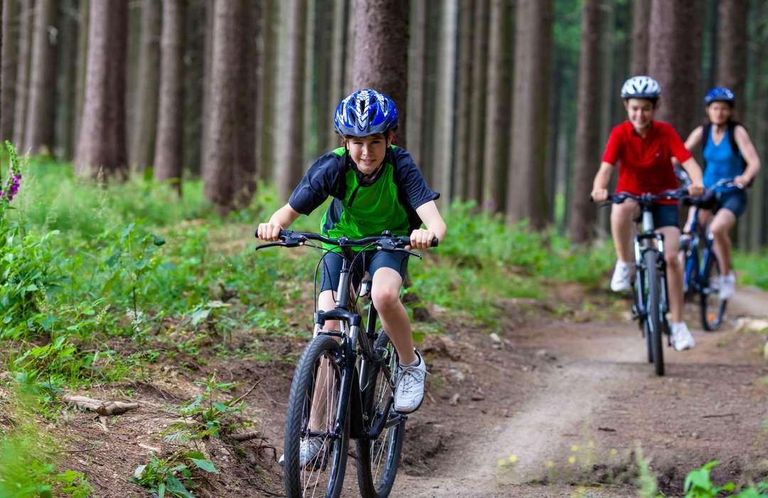 Guide to Beginner's Mountain Biking - Getting Started and Family Mountain Biking