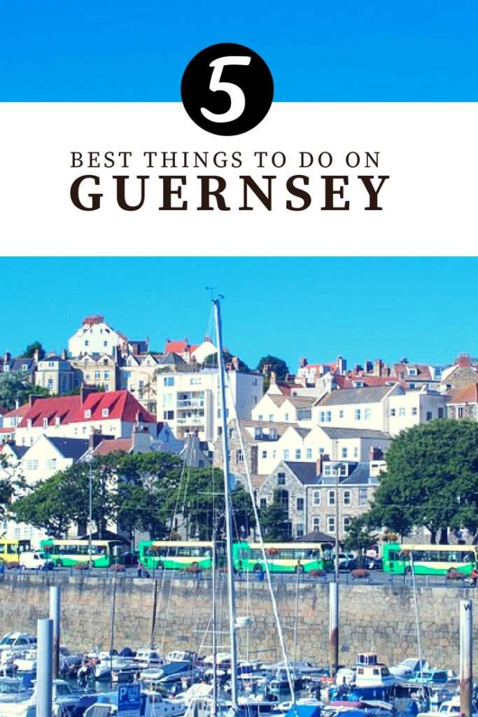 A holiday to Guernsey is an absolute must, whether you're British, European or traveling from further afield. These are the 5 best things to do on the island and they're all things you won't want to miss!