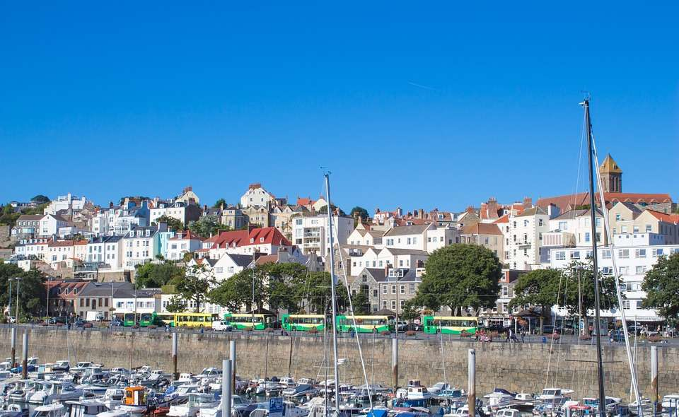 Explore St. Peter's Port and Castle Cornet for a day out in Guernsey.