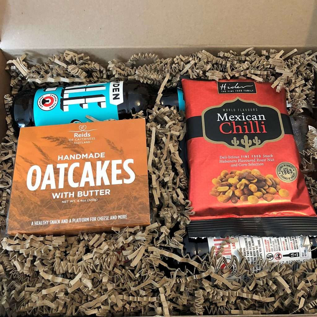 Father's Day Hamper Gift