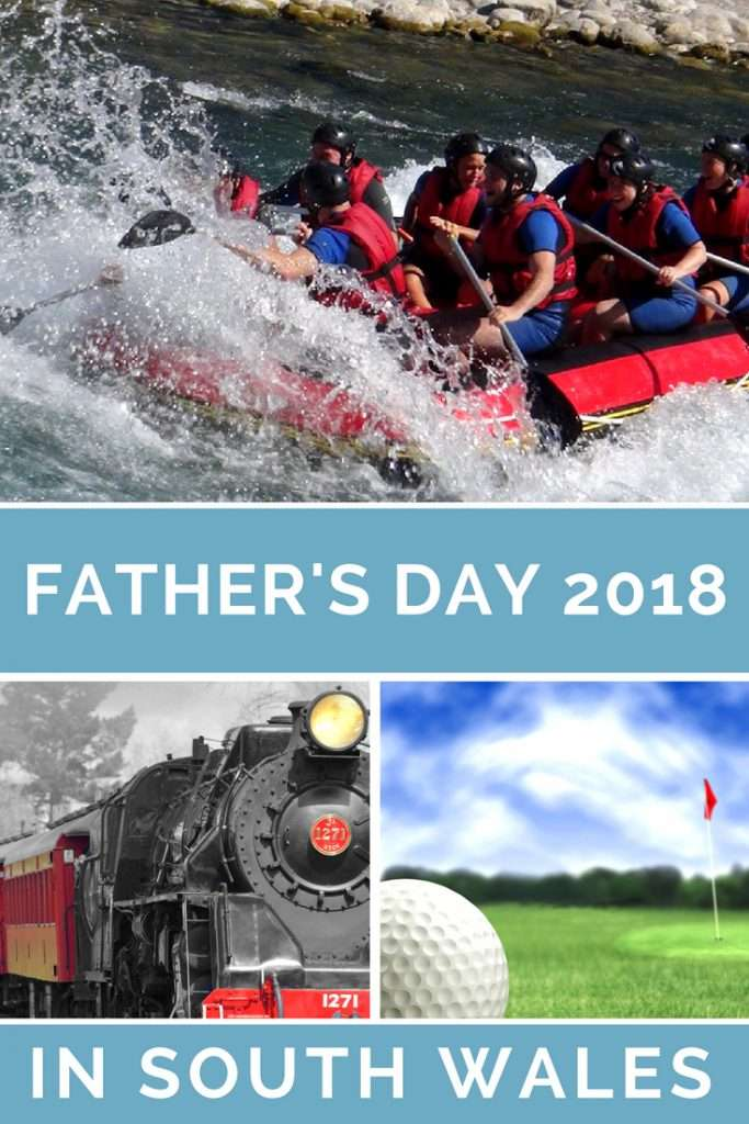 A guide to fun activities that you can do as a family and spend with dad on Father's Day 2018 in South Wales. Suitable for everyone - from adventure, to relaxation, to food and more, all located in Cardiff and South Wales.