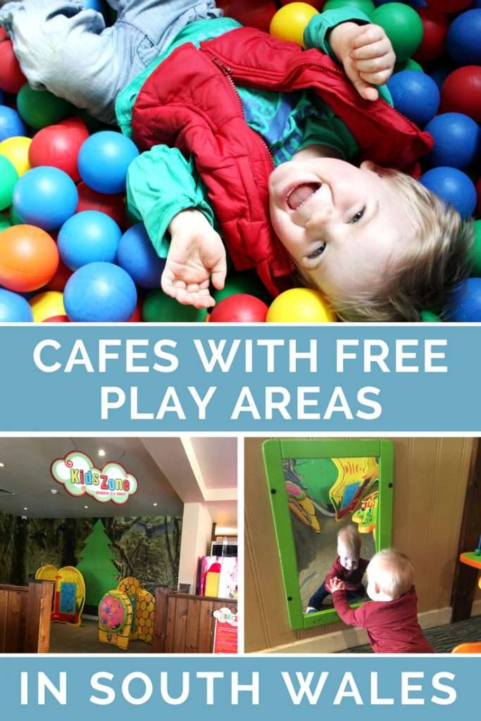 Cafes and Restaurants in Cardiff and South Wales that have free play areas for young children. Meaning you can eat your cake, drink a cup of coffee and relax whilst the kids play!