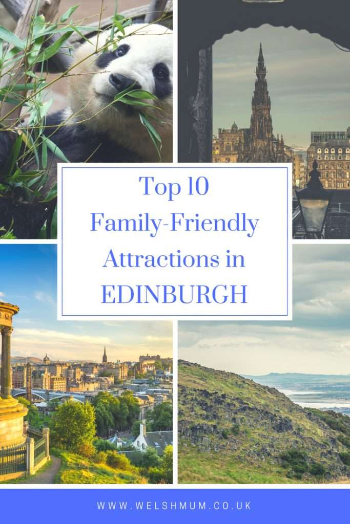 If visiting the beautiful city of Edinburgh with your family, you have to fit in as many of these top 10 family friendly attractions as possible!