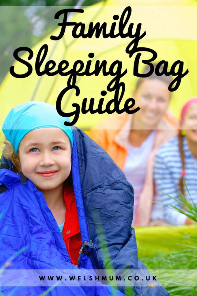 A Family Sleeping Bag Guide for Family Camping Trips - Make sure you pick the right sleeping bag for you and tips on how to do that.