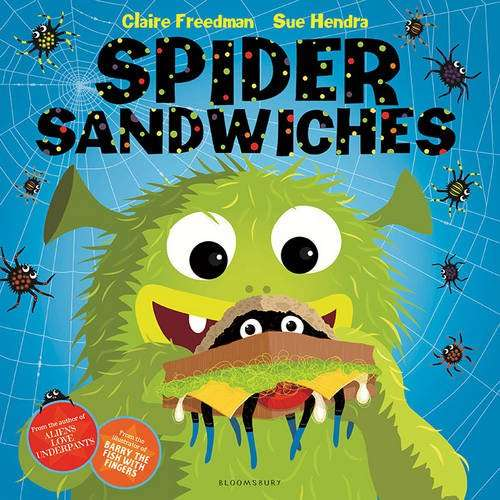 Ten awesomely spooky, creepy and frighteningly fun Halloween books, suitable for under five years old.