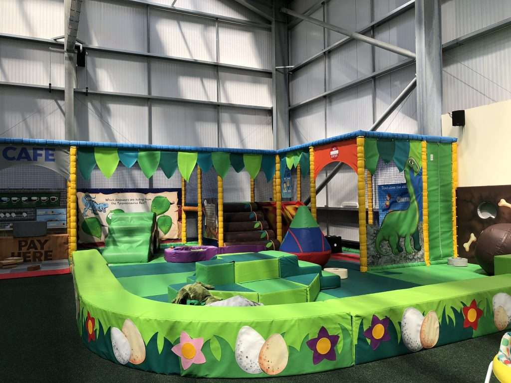 Tee Rex Soft Play and Tee Rex Adventure Golf in St Mellons, Cardiff