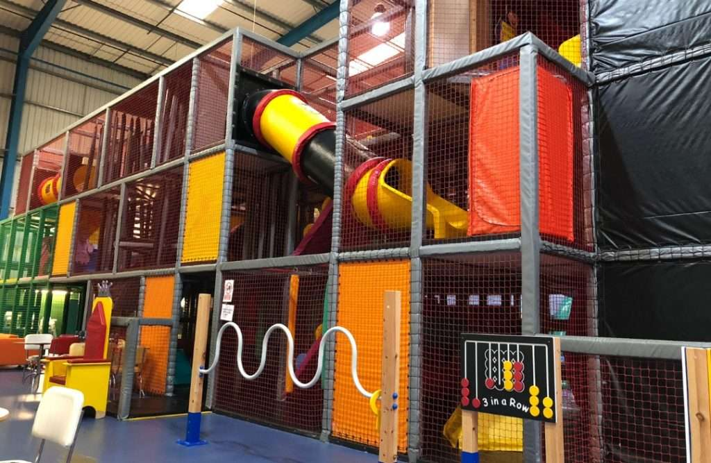 Jump soft play Cardiff