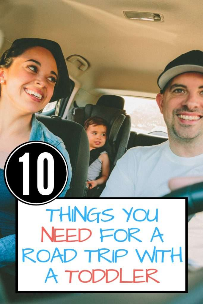 You NEED these 10 things for a car trip with a toddler. Trust me, I just spent 40 hours in 10 days in a car with one, including breaking down in the Scottish Highlands!