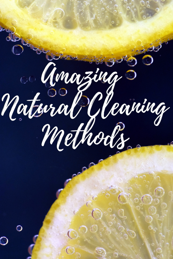 Check out these amazing natural cleaning methods. Ditch the chemicals to save the environment and money at the same time!