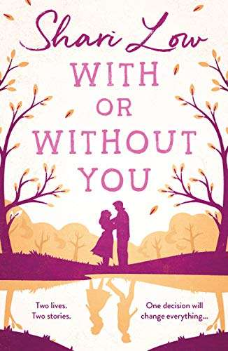 Shari Low - With or Without You Book Cover