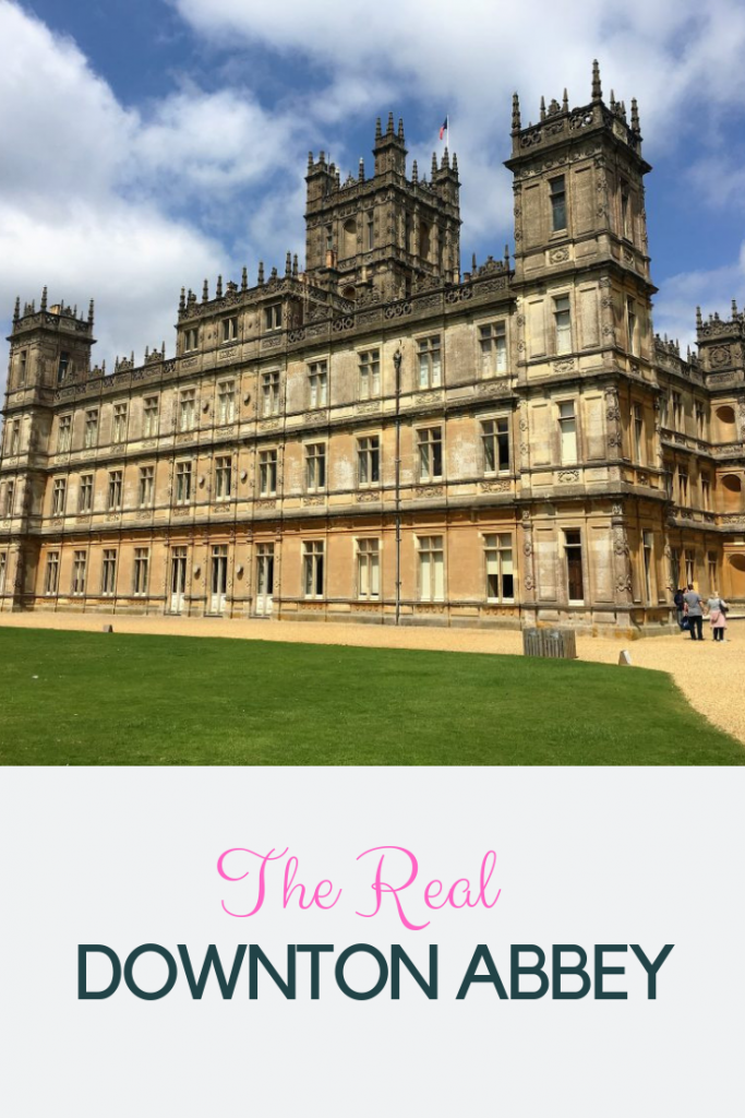 Spending a day at Highclere Castle - better known as the real location for the BBC Series Downton Abbey, complete with rooms as seen on TV! #downtonabbey