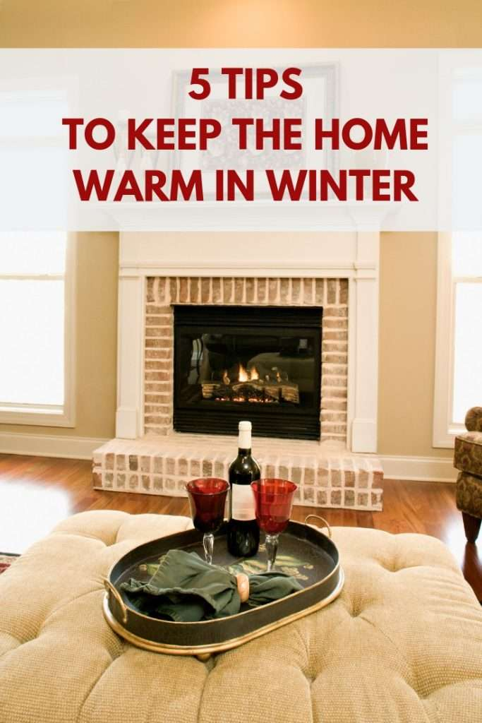 These tips will help make sure your home stays warm this winter - saving you money and being more eco-friendly.