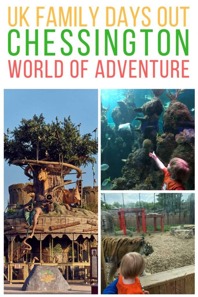 Get all the hints and tips about Chessington World of Adventure with its theme park, zoo and sea life centre. Find out how suitable it is for a toddler, and what the hotel is like in this review.