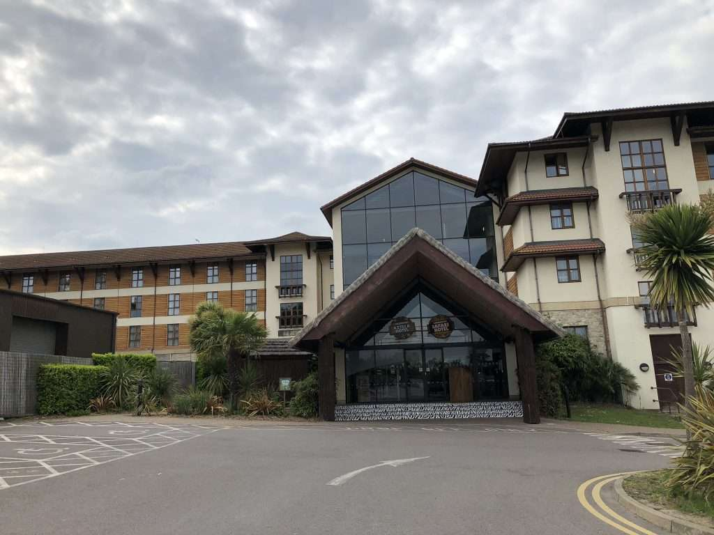 Chessington World of Adventure Safari Hotel