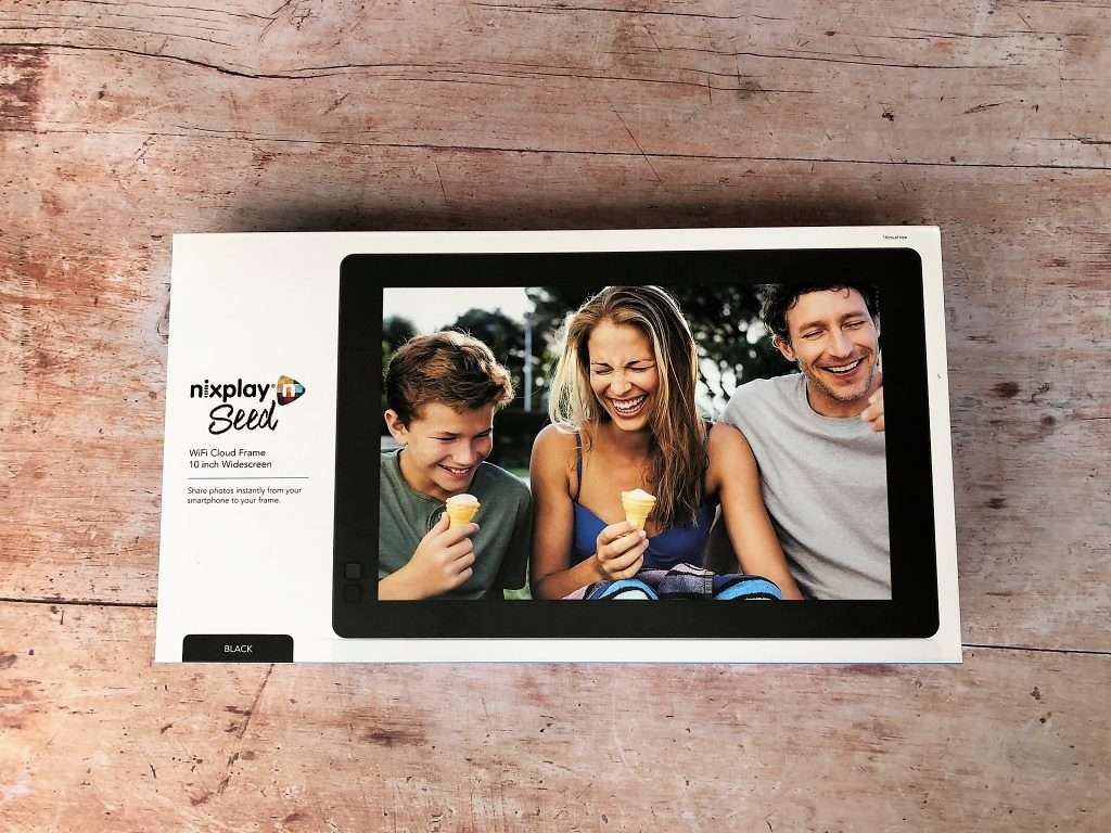 Nixplay Seed Digital Photo Frame Family Review