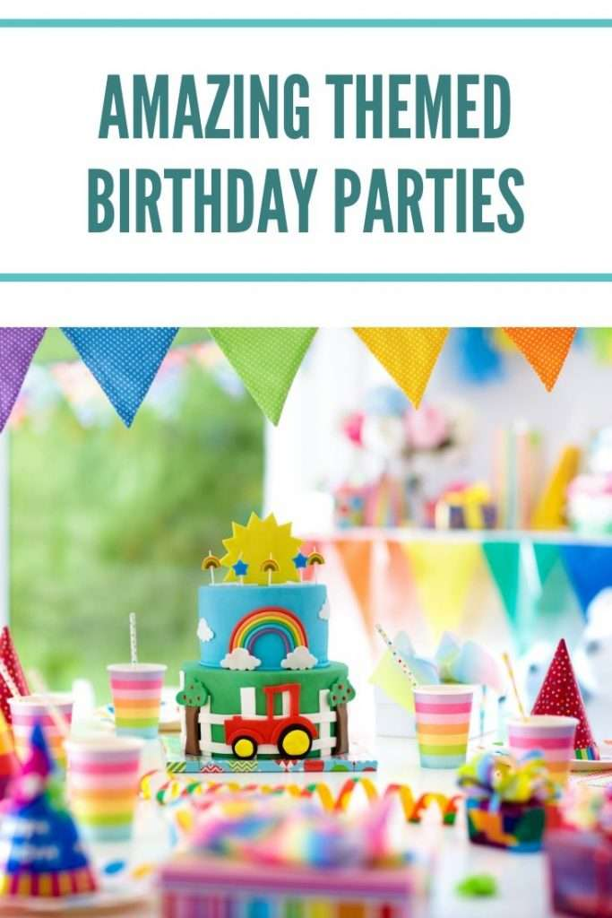 These epic birthday ideas are perfect for themed parties, including movies, books, games, animal themes and more! If you're planning a birthday party, read on.