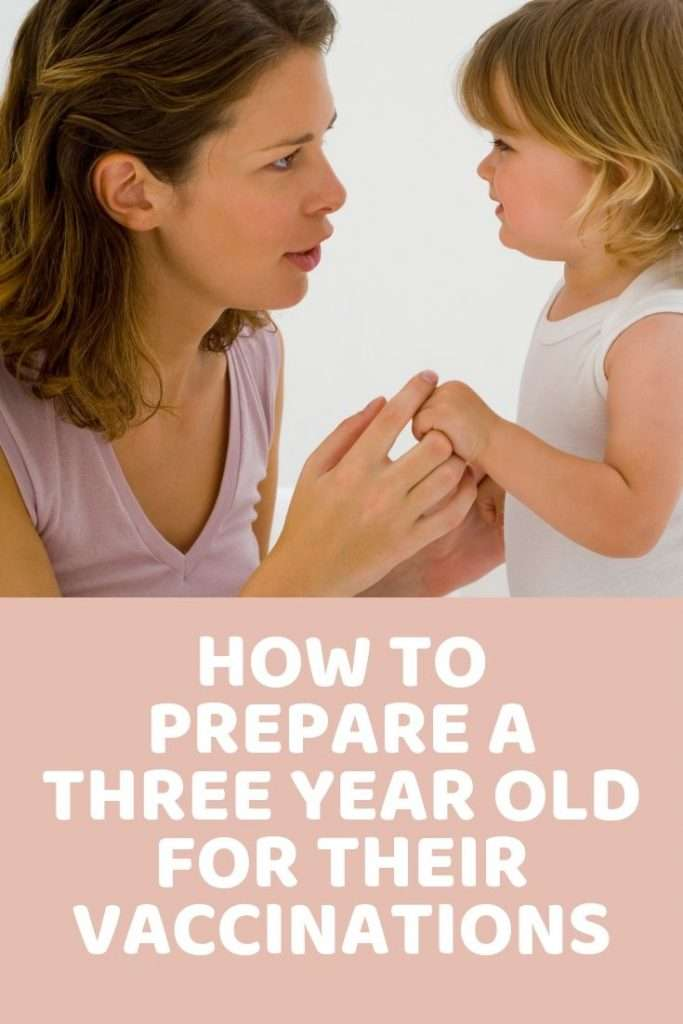 Find out how to prepare a three year old - and yourself - for their next set of vaccinations. Go in without anxiety or fear.