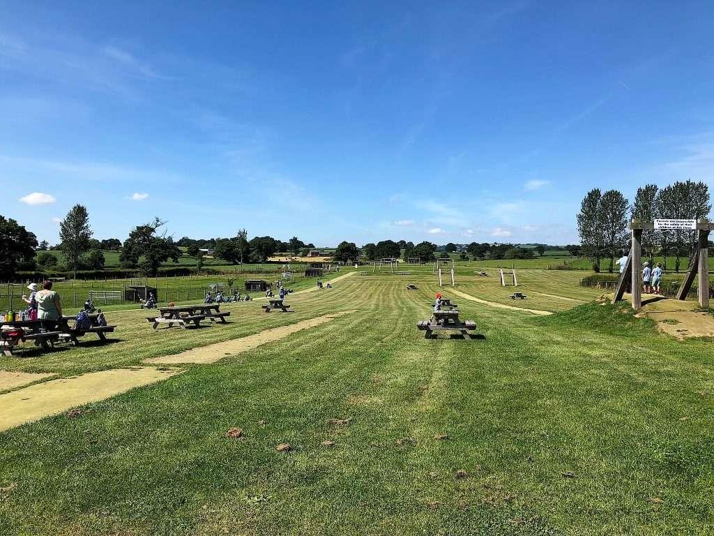 Raglan Farm Park Review - Outdoor Play