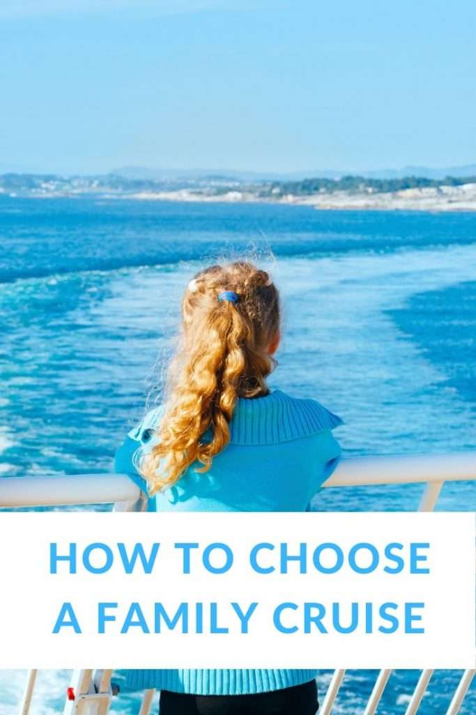 With so many options out there, how can you choose the best cruise for the whole family? Let's look at cruise lines, food, cabin options, kids clubs, pools, destinations, weather & more!