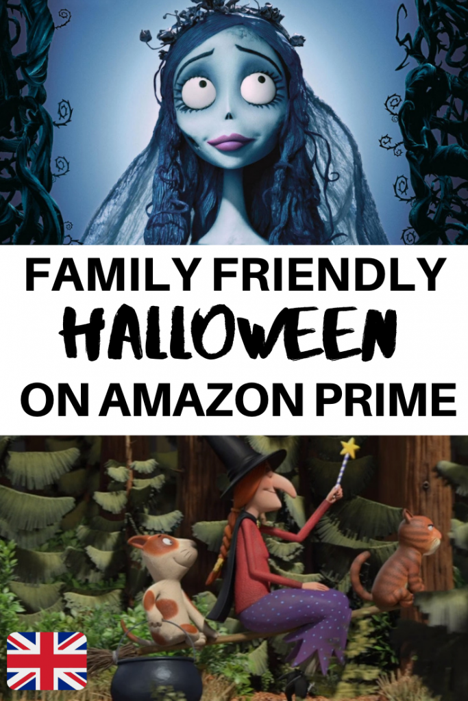 Want something spooky this Halloween that's suitable for the whole family? Here's a selection of movies and shows worth watching on Amazon Prime.
