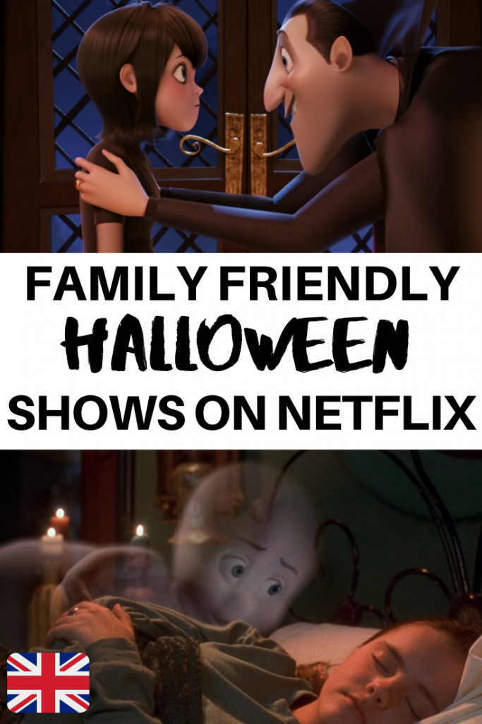 Let's get into the spirit of Halloween with these spook-tacular family friendly movies for kids. All of these Halloween movies are available on UK Netflix!