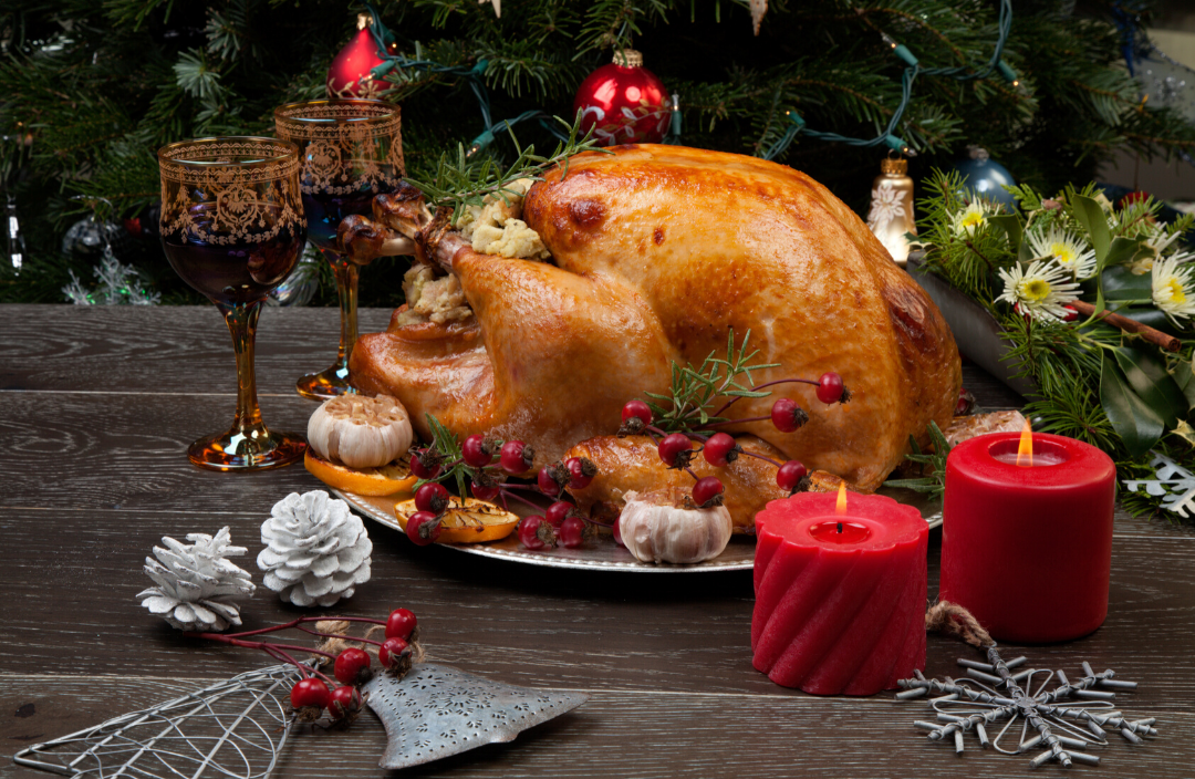 11 ways to be more green and eco friendly at Christmas with your choice of Christmas meat