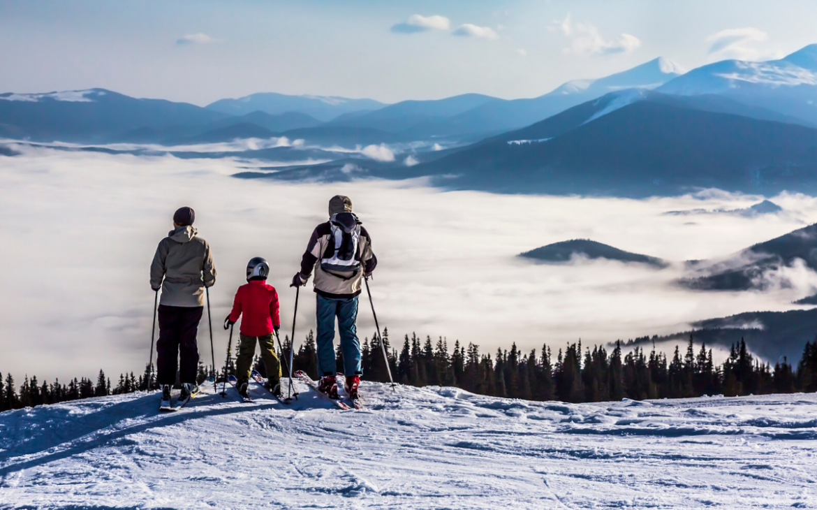 5 Reasons to choose Canada and Alaska for a family holiday.