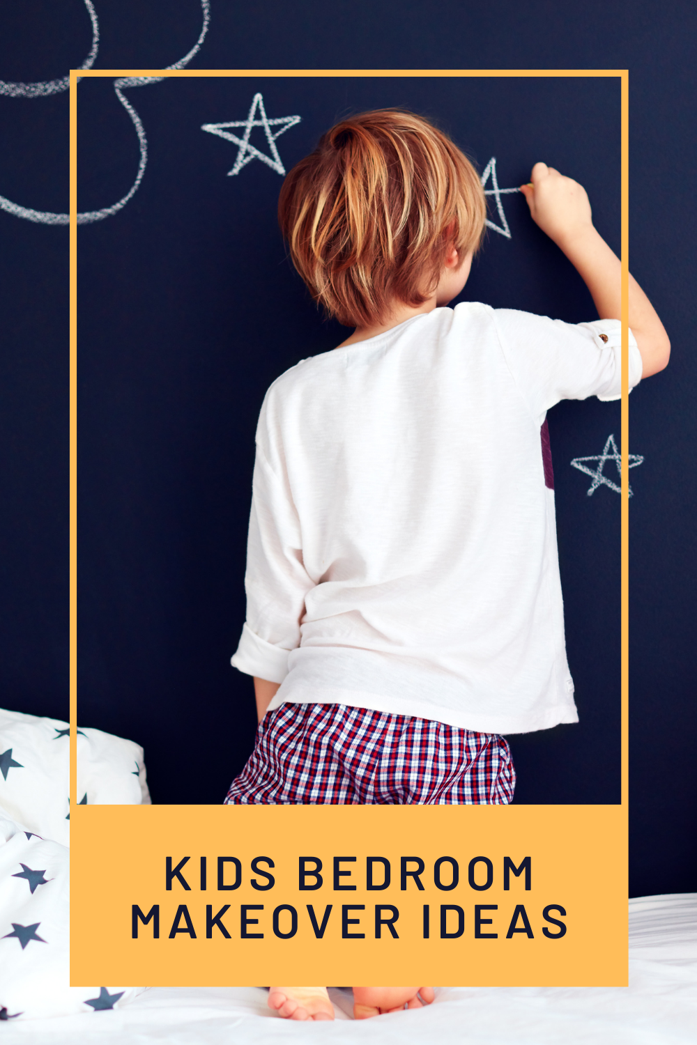If you're giving a kids bedroom a makeover, you'll want some ideas and a plan. I'm here to help!